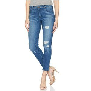 parker Smith Women's Kam Crop Skinny jeans 25